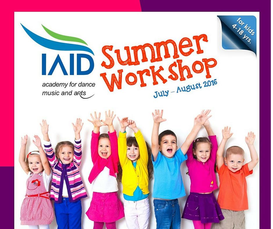 IAID Summer Workshop
