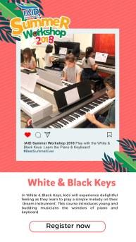 Black & White Keys
