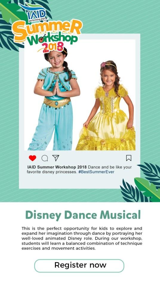 Disney Dance Musical