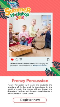 Frenzy Percussion