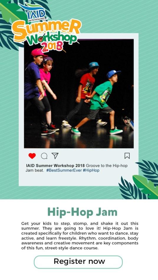 Hip-Hop Jam