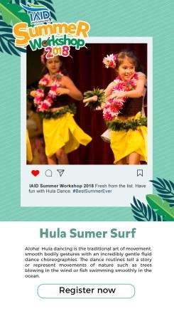 Hula Summer Surf
