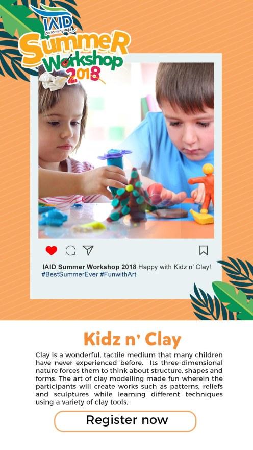 Kids n Clay