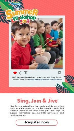 Sing Jam Jive